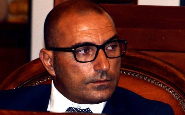 L' ex assessore Gerlando Gibilaro